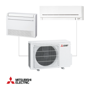 Мултисплит система Mitsubishi Electric MXZ-2F53VF - външно тяло